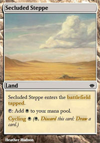Secluded Steppe - Vintage Masters